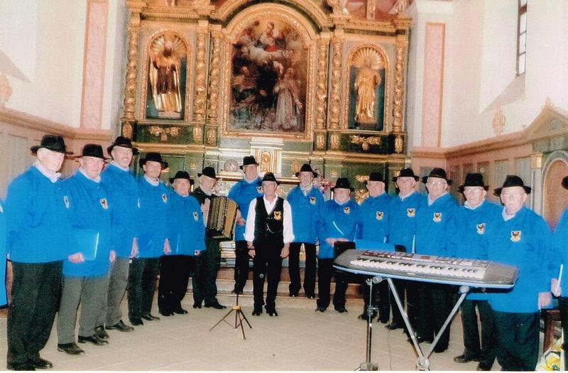 Chorale le choeur de maurienne office de tourisme la chambre for Bus saint avre la chambre saint francois longchamp