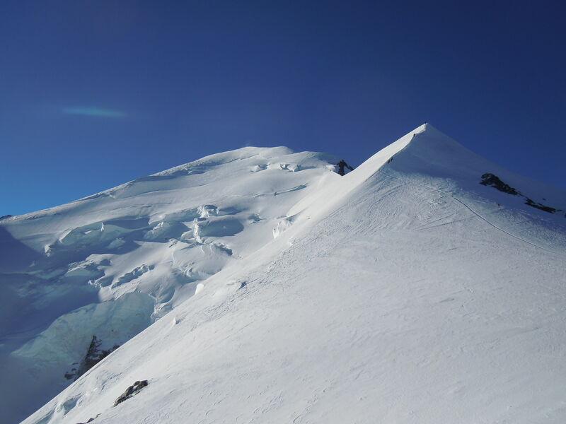 Le Mont Blanc avec François Chaix