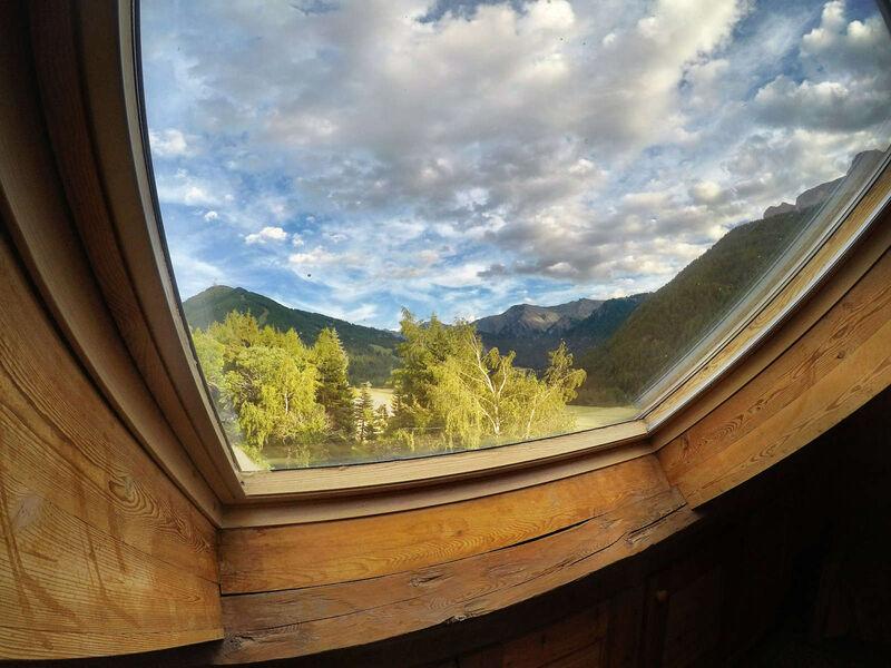 Le Val d'Azur -Chambre d'hôtes -Molines en Queyras -Queyras