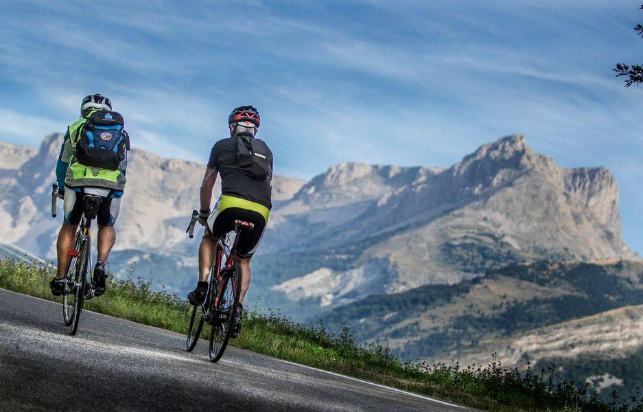 Cols Réservés 2017 : La montée de Céüze - Manteyer - � Patrick Domaine