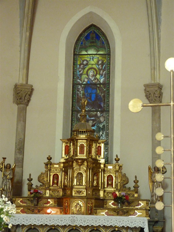 Église Notre-Dame - Herisson Reliquaire Ⓒ Annick Vassel - Cdt
