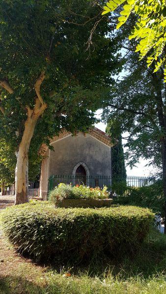 Chapelle Saint-Anne - © Office de Tourisme Sisteron Buëch