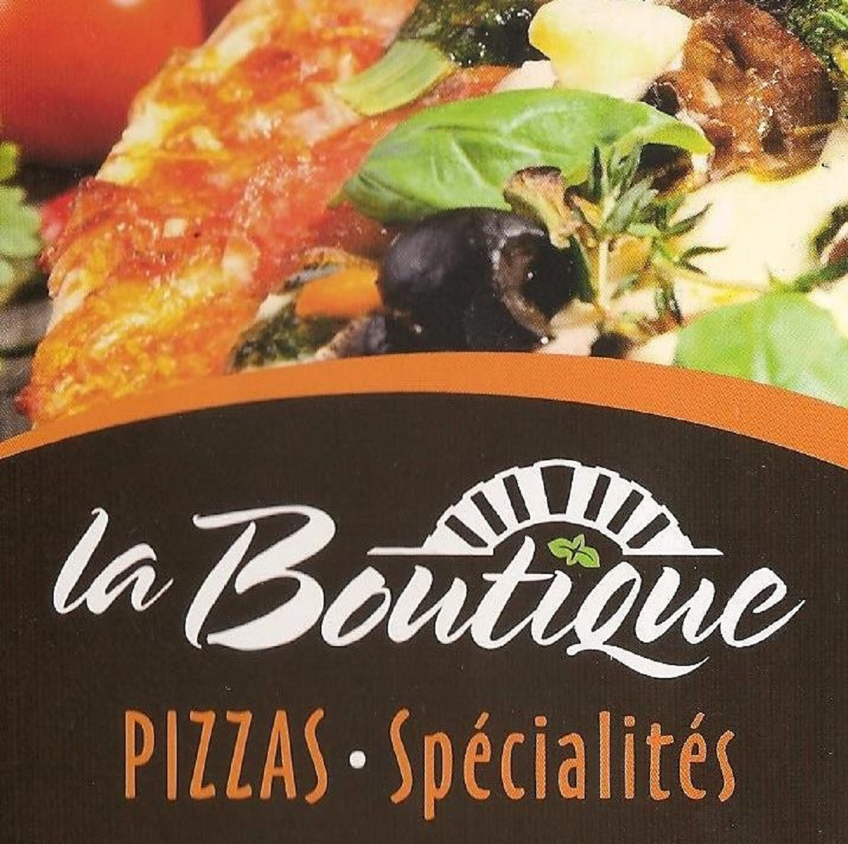 La Boutique à Pizza