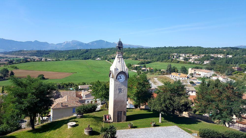Vue panoramique - © Office de Tourisme Sisteron Buëch