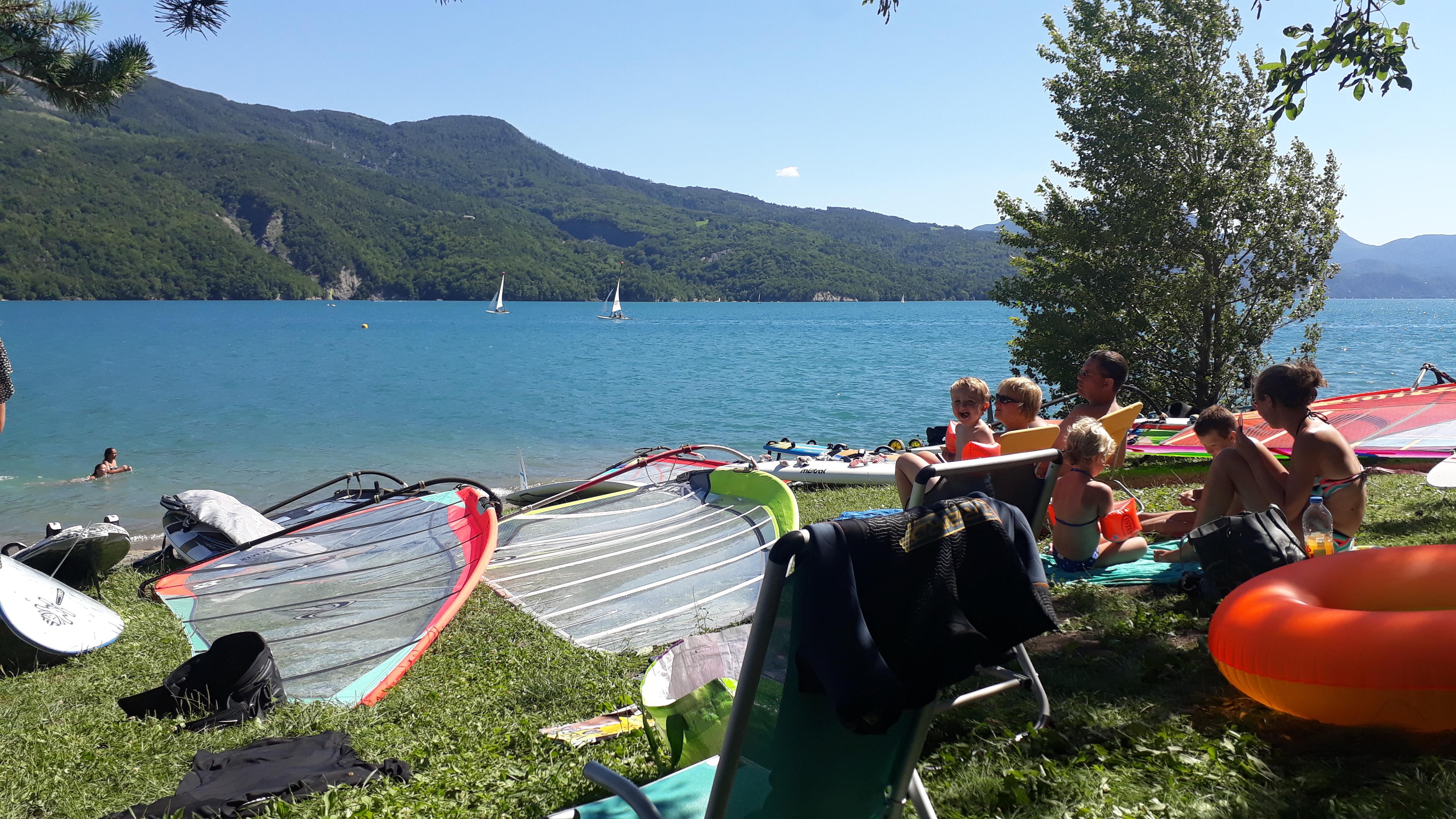 Camping Le Roustou Prunières 4