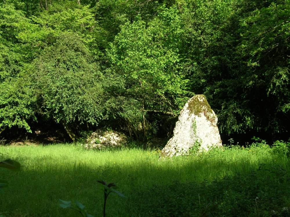 La Bocquette à St Martin du Mont