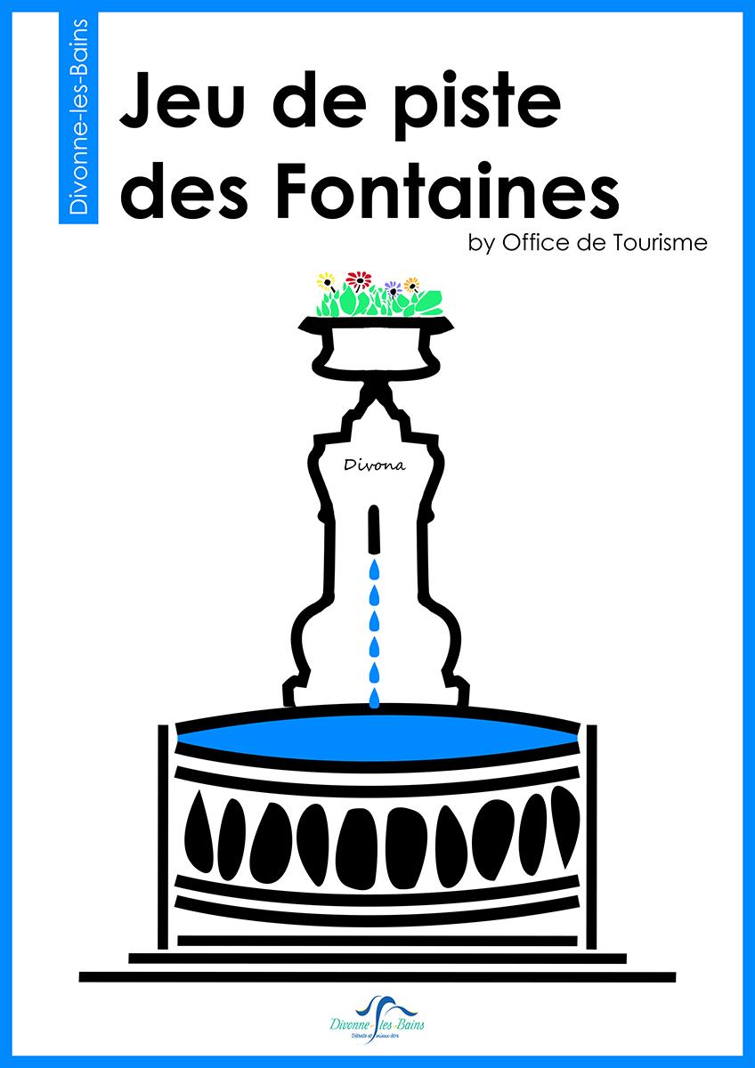 Jeu de piste des Fontaines