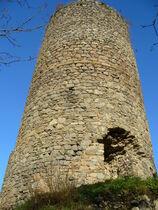 Ruines du château de l'Ours Ⓒ Communauté de communes de Marcillat-en-Combrailles