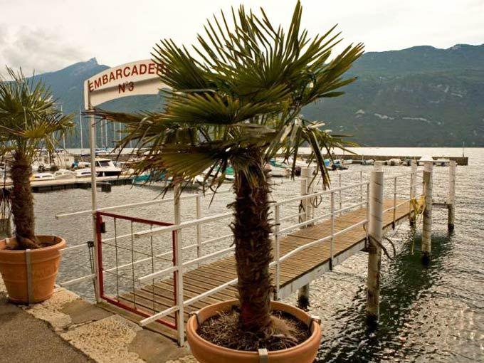 Grand Port d'Aix-les-Bains - Embarcadère croisières