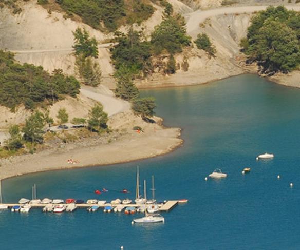 Port de Prunières - Le Planet
