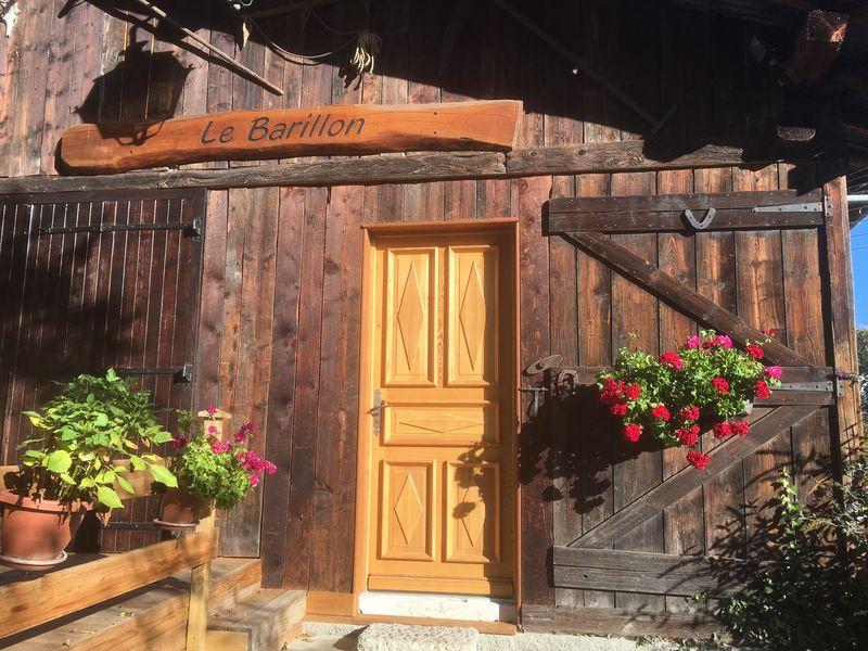 Le barillon office de tourisme la chambre for Bus saint avre la chambre saint francois longchamp