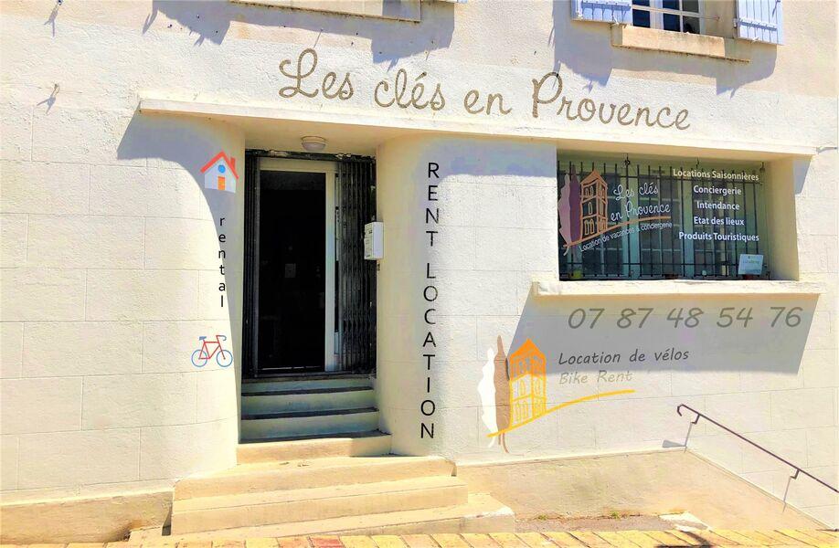 Les clés en Provence
