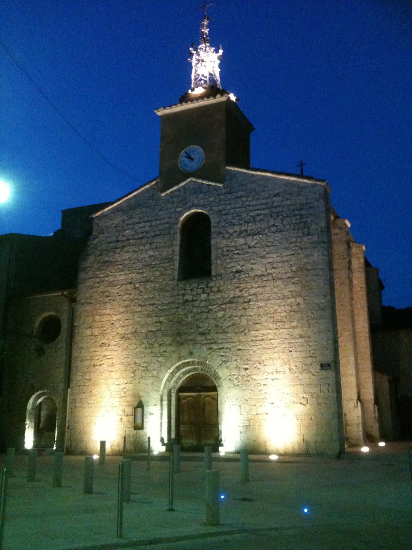 Eglise Saint Pierre de Salernes