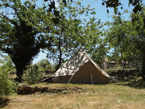 Campings : Camping municipal Le Chabrioux