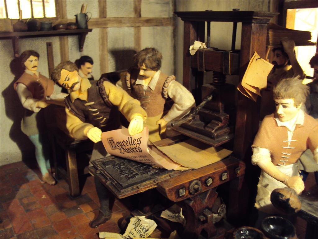 Musée des maquettes - Vallon Presse Ⓒ Vallon arts et traditions