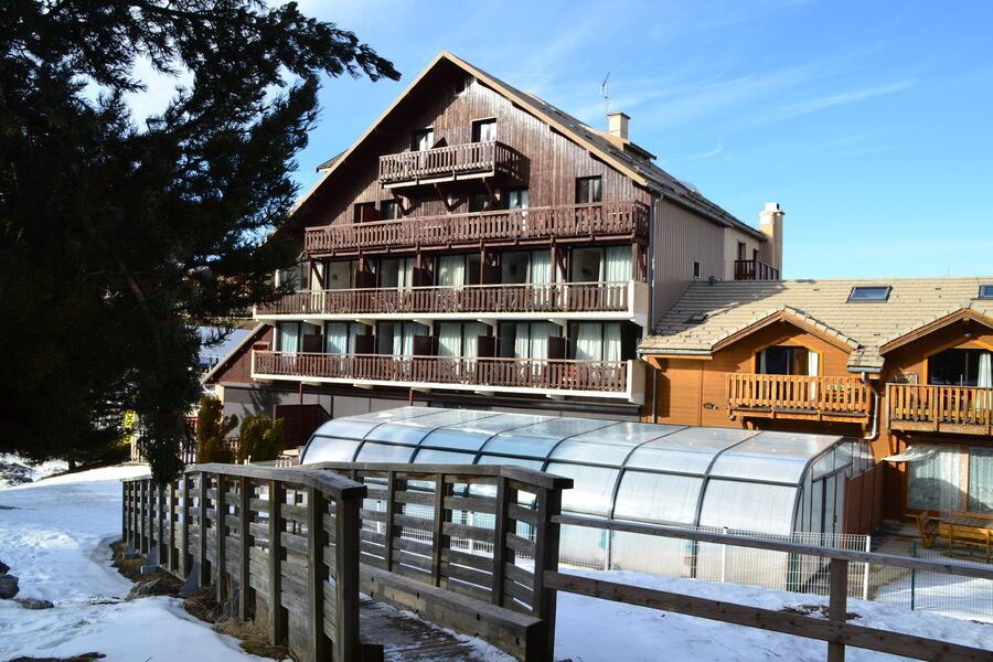 Hôtel Les Chardonnelles *** et appart'hôtel Superdévoluy