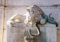 fontaine-lion