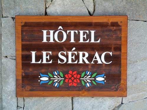 Hôtel Restaurant Le Serac - © @Le Serac