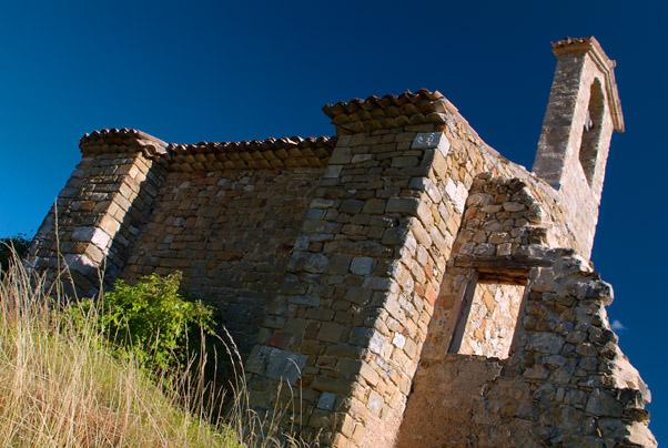La chapelle Saint Cyrice