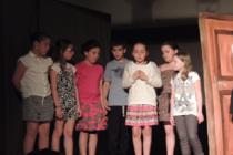 Atelier d'expression théâtrale pour enfants - Le Cheylard