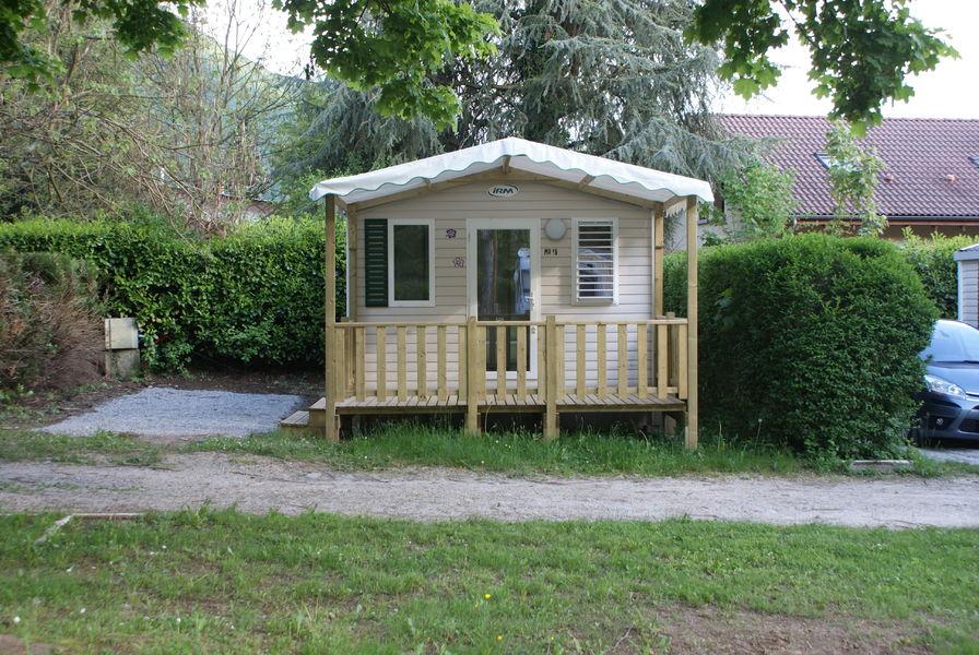 Camping Le Bois de Cornage à Vizille