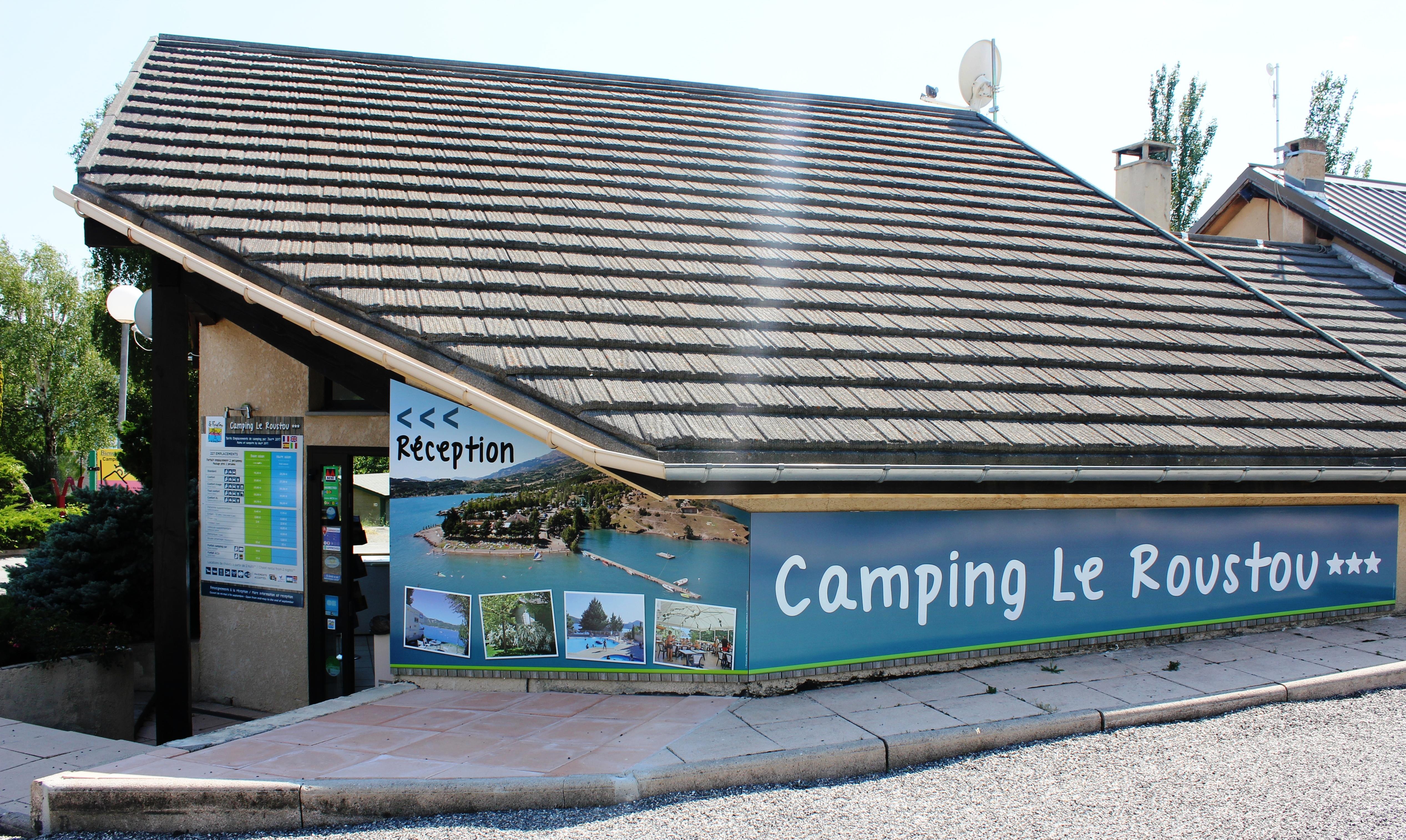 Camping Le Roustou Prunières 5