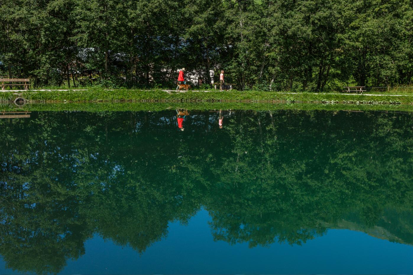 Infernet lake