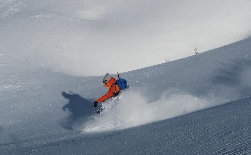 esprit montagne ski splitboard - © esprit montagne gap