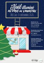 Noel illuminé au Pays de Lamastre - Lamastre