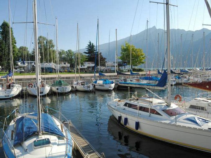 Grand Port d'Aix-les-Bains - Port