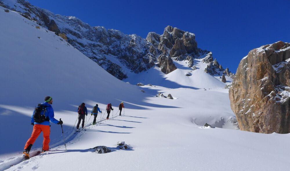 esprit montagne ski de randonnée - © esprit montagne gap