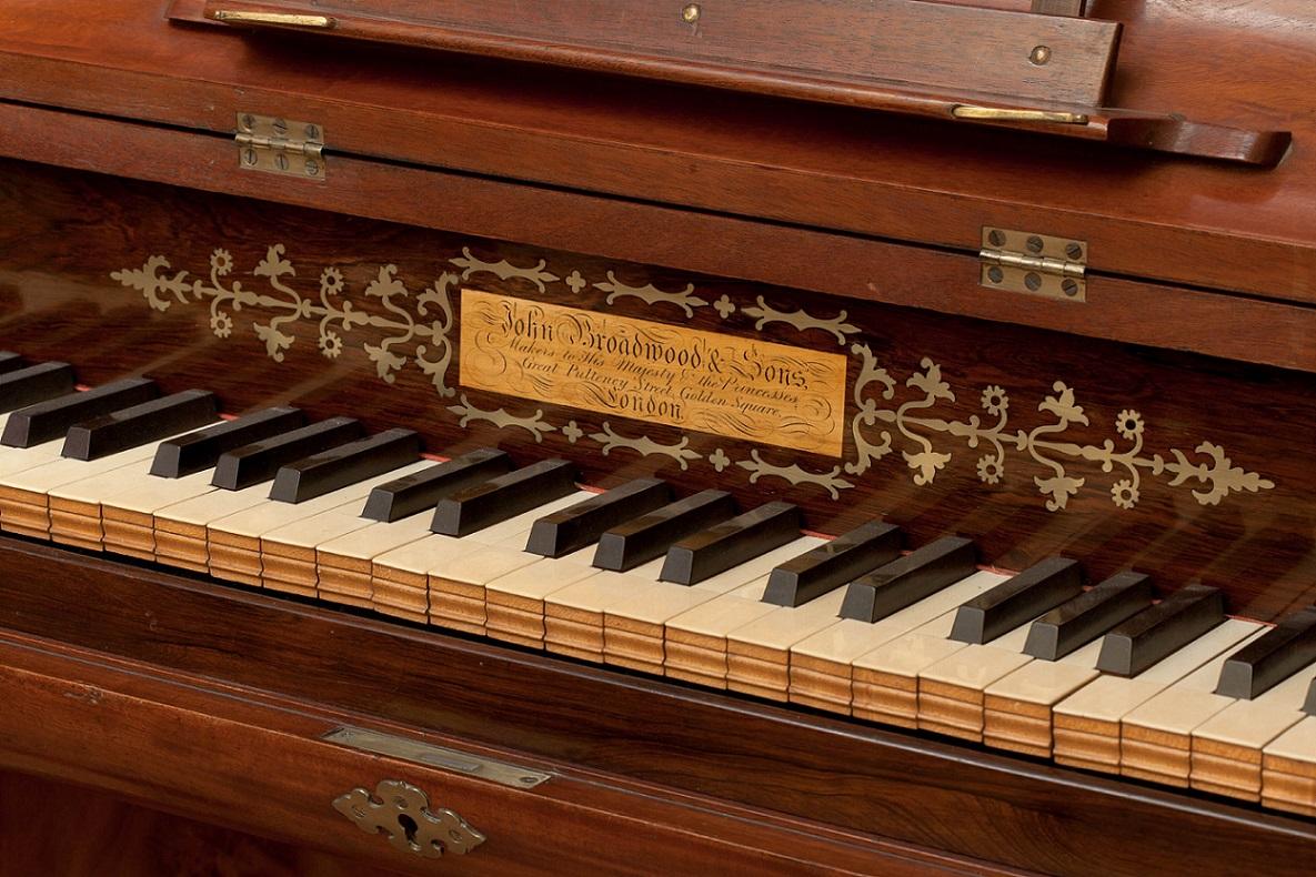 Piano John Stuart Mill