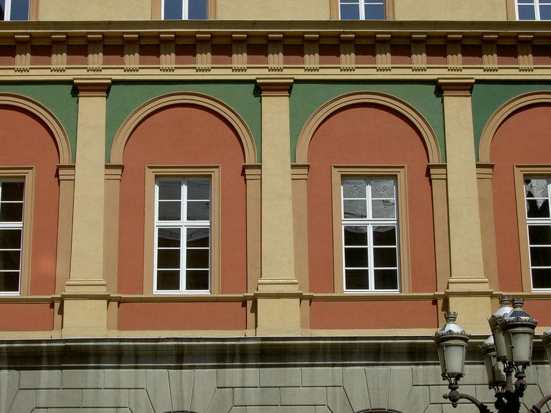 Cour du palais de justice