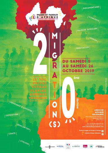 Rendez-vous futés ! : 20ème Festival Images et Paroles d'Afrique : Journée d'ouverture