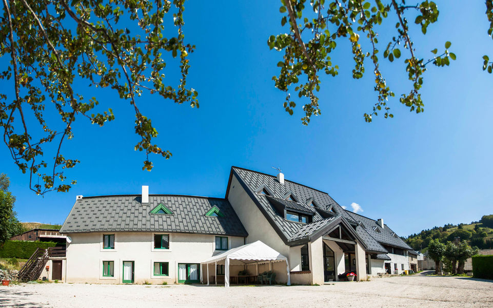 Centre de vacances le bien veillant l 39 alpe du grand serre - Office du tourisme alpe du grand serre ...