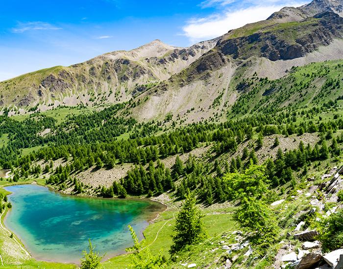 Lac Sainte Marguerite