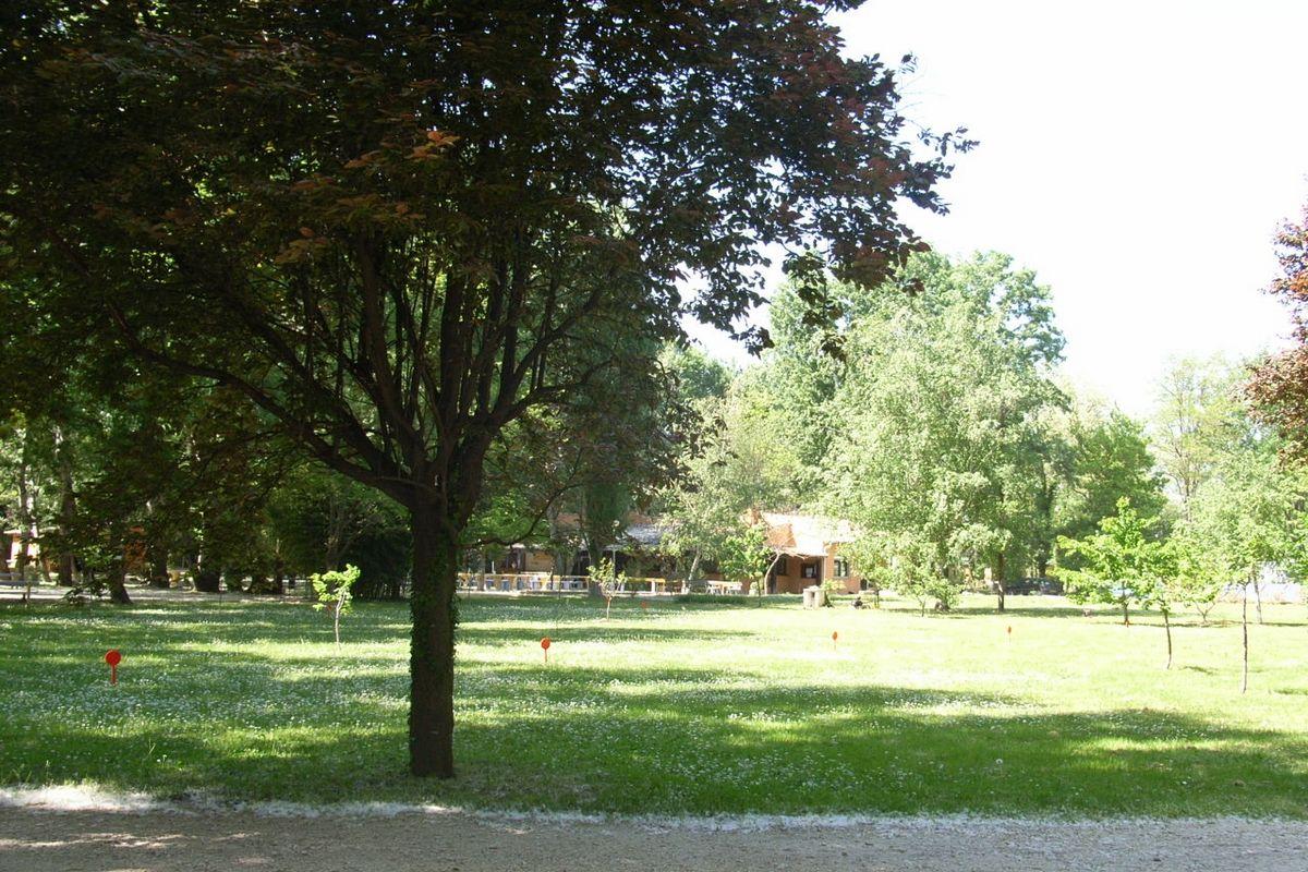 Camping du Parc des Libertés