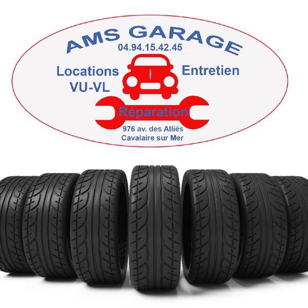 SARL AMS Garage