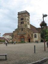 Eglise Saint-Pierre d'Yzeure Ⓒ Ville d'Yzeure