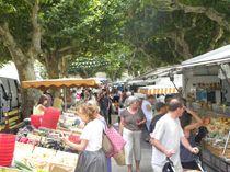 Marché hebdomadaire - Viviers