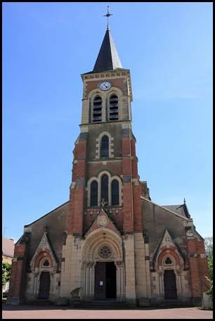 Église Saint-Privat Façade Ⓒ Internet