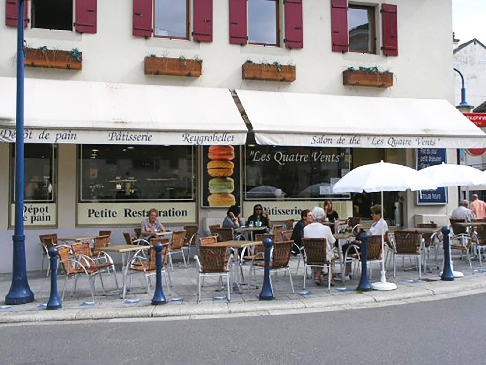 Salon de thé Les Quatre Vents