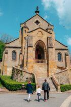 Eglise Notre-Dame Hérisson Ⓒ Mallaury Buis-OTI Vallée du Coeur de France