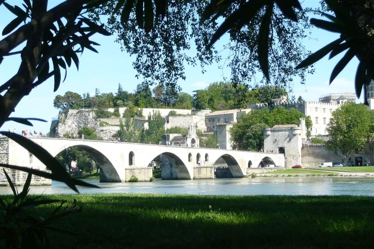 Camping du Pont d'Avignon