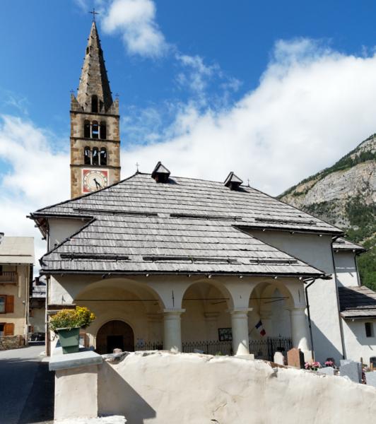 Eglise Saint Claude de Val des Prés - © ©MDucroux