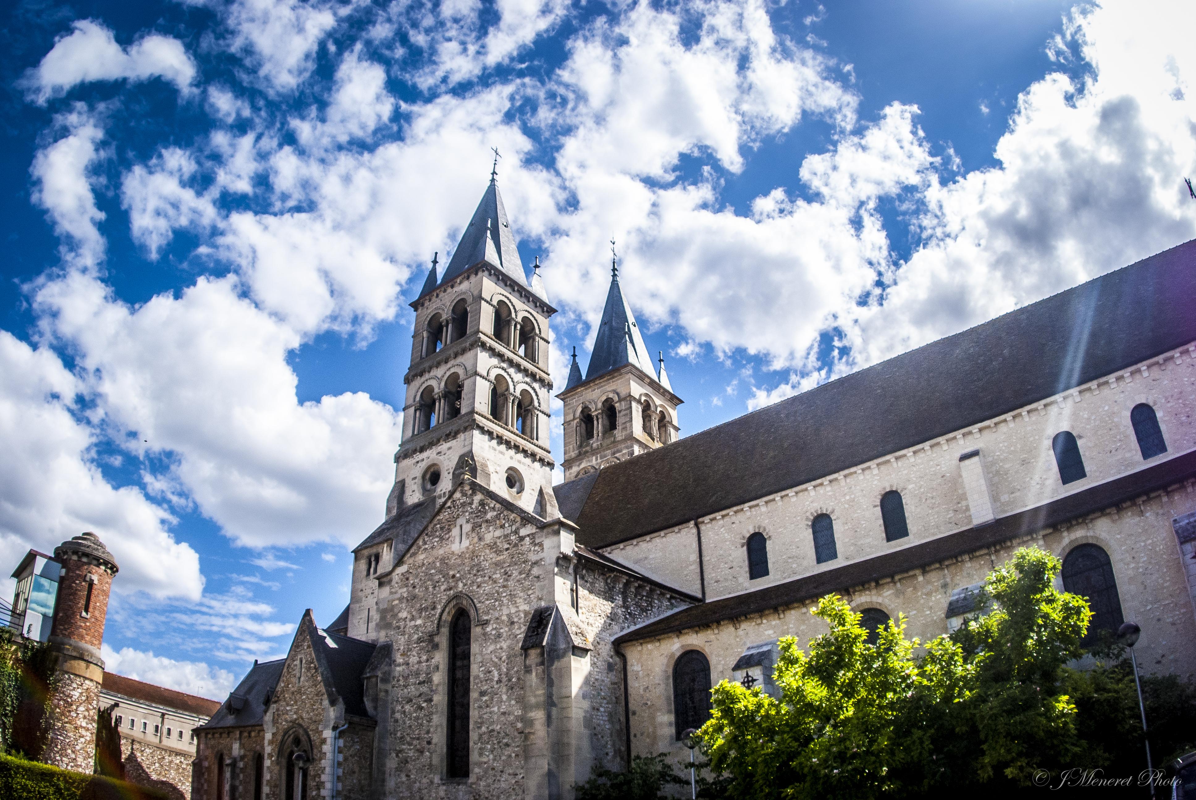 Collégiale Notre-Dame - © Julien Meneret