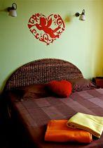 Hôtel Au coeur de Meaulne Chambre Ⓒ JF. Pujante - 2014