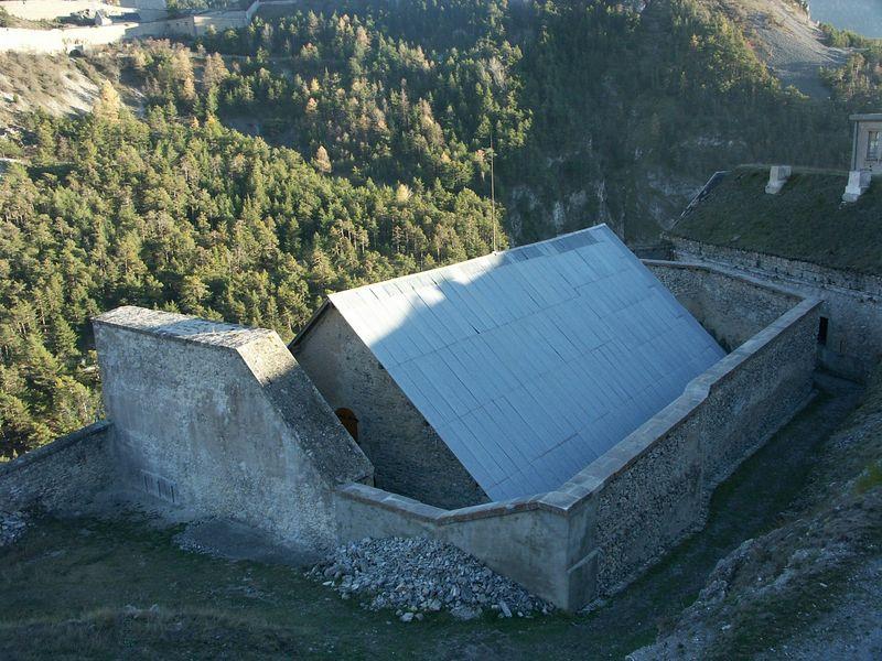 Fort du Château - � Ville de Briançon - Service du Patrimoine