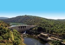 La centrale électrique de Grangent