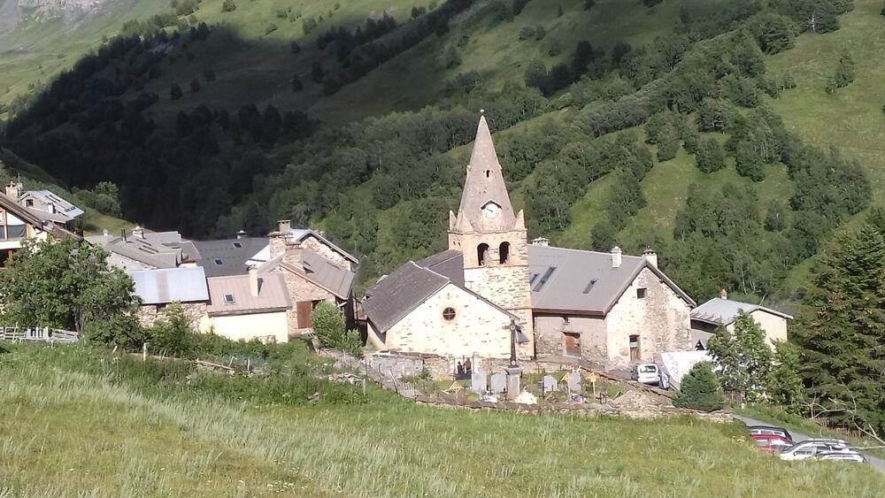 Village des Hières - � JUGE Marie-Luce